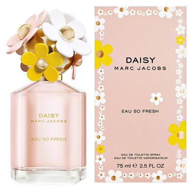 Marc Jacobs Daisy Eau So Fresh - Туалетна вода 75ml