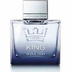 Antonio Banderas King of Seduction - Туалетная вода - 100ml (тестер) (Оригинал)