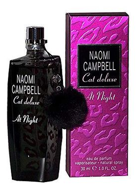 Naomi Campbell Cat Deluxe At Night - Туалетная вода 30ml (Оригинал)