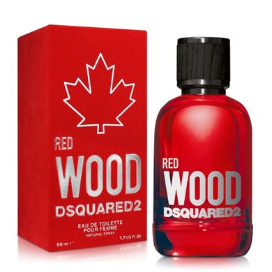 Dsquared2 Red Wood - Туалетна вода 50ml (Оригінал)