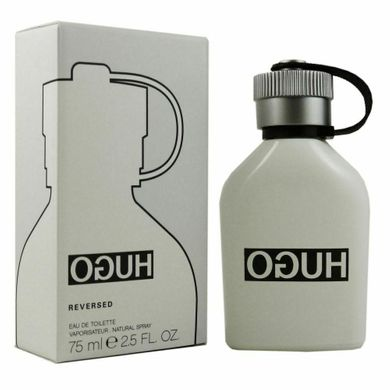 Hugo Boss Hugo Reversed - Туалетна вода 75ml (Оригінал)